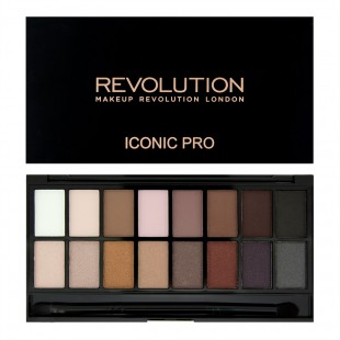 Makeup Revolution Iconic pro 1 palette 16g