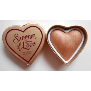 Makeup Revolution baked Bronzer Summer of Love 10g