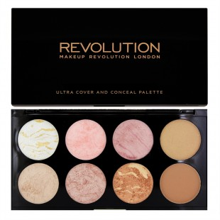 Revolution Blush Palette Golden Sugar 13g