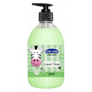 ON LINE vedelseep pear 500ml