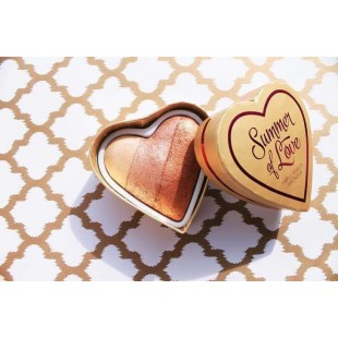 Revolution baked Bronzer Hot Summer of Love 10g